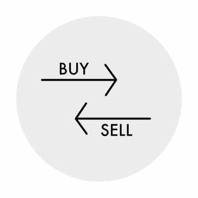 Buy Sell Icon
